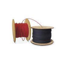 Cable eléctrico de alimentación / libre de halógenos / de cobre / flexible