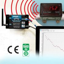 Caudalímetro para aire comprimido / digital / inalámbrico
