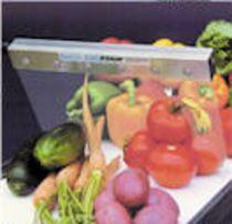 Sistema de secado por lámina de aire para la industria alimentaria y de la bebida