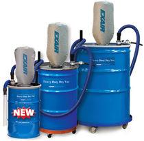 Aspirador de polvo / neumático / industrial / móvil
