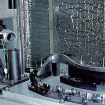 Soplador de aire antiestático / monoetapa / ionizador con detección de la carga
