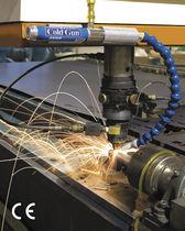 Boquilla de refrigeración / de aire frío / de acero inoxidable / para aplicaciones de microlubricación