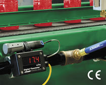 Transmisor de caudal de gas / para líquido