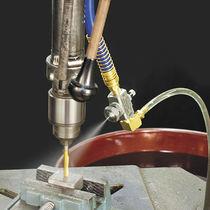 Boquilla de atomización de pintura / para la industria del acero / neumática