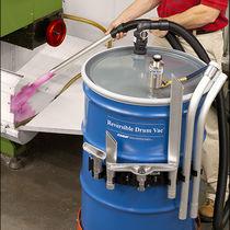Aspirador de líquidos / neumático / industrial / móvil