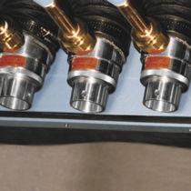 Amplificador de caudal de aire para la ventilación y la evacuación