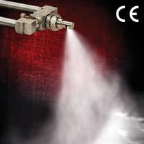 Boquilla de atomización de pulverización / de chorro plano