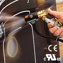 Pistola de aire ionizado de limpieza / de peso ligero