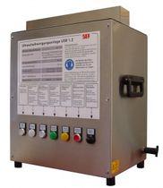Sistema de limpieza por ultrasonidos / manual