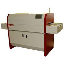 Máquina de soldadura por refusión / automática / para componentes electrónicos / para circuito impreso