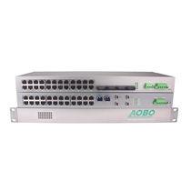 Conmutador Ethernet 10/100BaseT(X) / Gigabit Ethernet / de nivel 3 / en bastidor