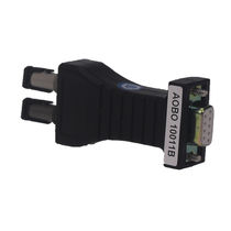 Convertidor de protocolos / de fibras ópticas / RS-232 / de alto flujo