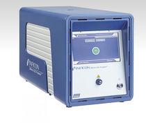 Analizador gas / de temperatura / portátil / compacto