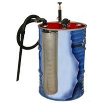Aspirador de aceite y virutas / neumático / industrial / móvil