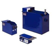 Separador estático / de aceite / de agua / para la industria del reciclaje