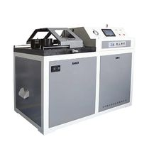 Máquina de prueba de flexión / de materiales / para barras redondas
