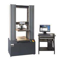Máquina de prueba de compresión / para cajas de cartón / vertical / controlada por ordenador