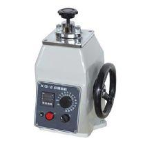 Prensa de montaje para muestra metalográfica
