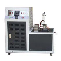 Aparato de prueba de friabilidad / controlado por PLC / automático / para la industria