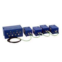 Sensor sísmico con registradores de datos