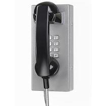 Teléfono antivandalismo / resistente a las inclemencias / IP54 / analógico