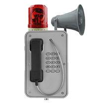 Teléfono resistente a las inclemencias / IP66 / IP67 / antivandalismo