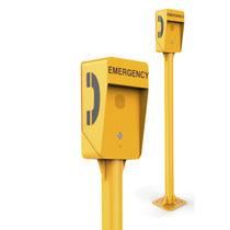 Terminal telefónico analógico / IP65 / taxi / para red vial
