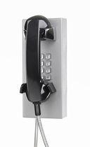 Teléfono analógico / IP65 / para aplicaciones marinas / antivandalismo