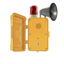 Teléfono IP67 / analógico / VoIP / GSM