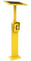 Teléfono GSM / de emergencia / de manos libres / para red vial