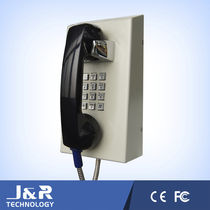 Teléfono antivandalismo / resistente a las inclemencias / IP65 / IP54