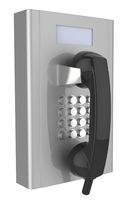 Teléfono antivandalismo / IP66 / VoIP / IP