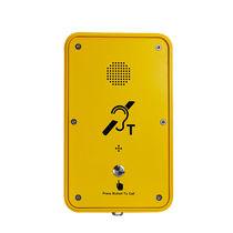 Teléfono antivandalismo / resistente a las inclemencias / analógico / para aplicaciones ferroviarias