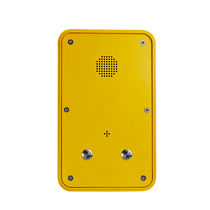 Teléfono antivandalismo / resistente a las inclemencias / IP67 / VoIP