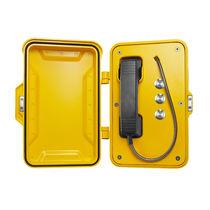 Teléfono antivandalismo / resistente a las inclemencias / IP67 / estándar