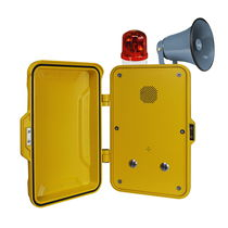 Teléfono antivandalismo / analógico / VoIP / SIP