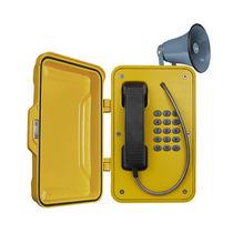 Teléfono antivandalismo / resistente a las inclemencias / IP66 / IP65
