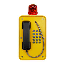 Teléfono resistente a las inclemencias / IP67 / VoIP / para entorno difícil