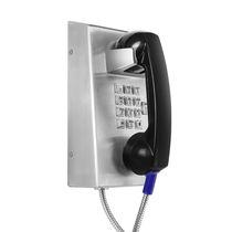 Teléfono antivandalismo / analógico / VoIP / IP65