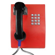 Teléfono analógico / IP65 / IP54 / para aplicaciones ferroviarias