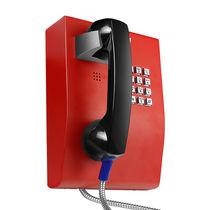 Teléfono VoIP / IP65 / IP54 / para aplicaciones ferroviarias