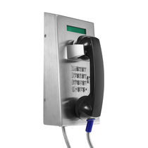 Teléfono analógico / VoIP / IP67 / IK10