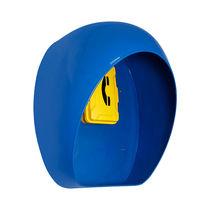 Cabina de insonorización / acústica / de teléfono / para entorno ruidoso