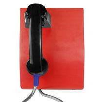 Teléfono de emergencia / analógico / VoIP / IP55