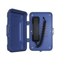 Teléfono SIP / IP66 / para aplicaciones ferroviarias / para túnel