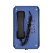 Teléfono SIP / IP66 / IK10 / para aplicaciones ferroviarias