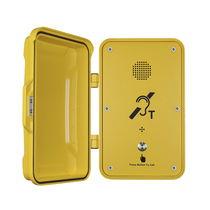 Teléfono VoIP / IP67 / para aplicaciones ferroviarias / para túnel