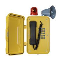 Teléfono analógico / VoIP / IP66 / IP67