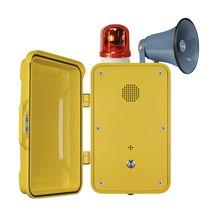 Teléfono analógico / VoIP / IP67 / para aplicaciones ferroviarias