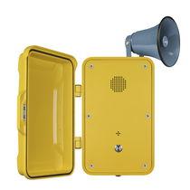 Teléfono GSM / VoIP / IK10 / IP67